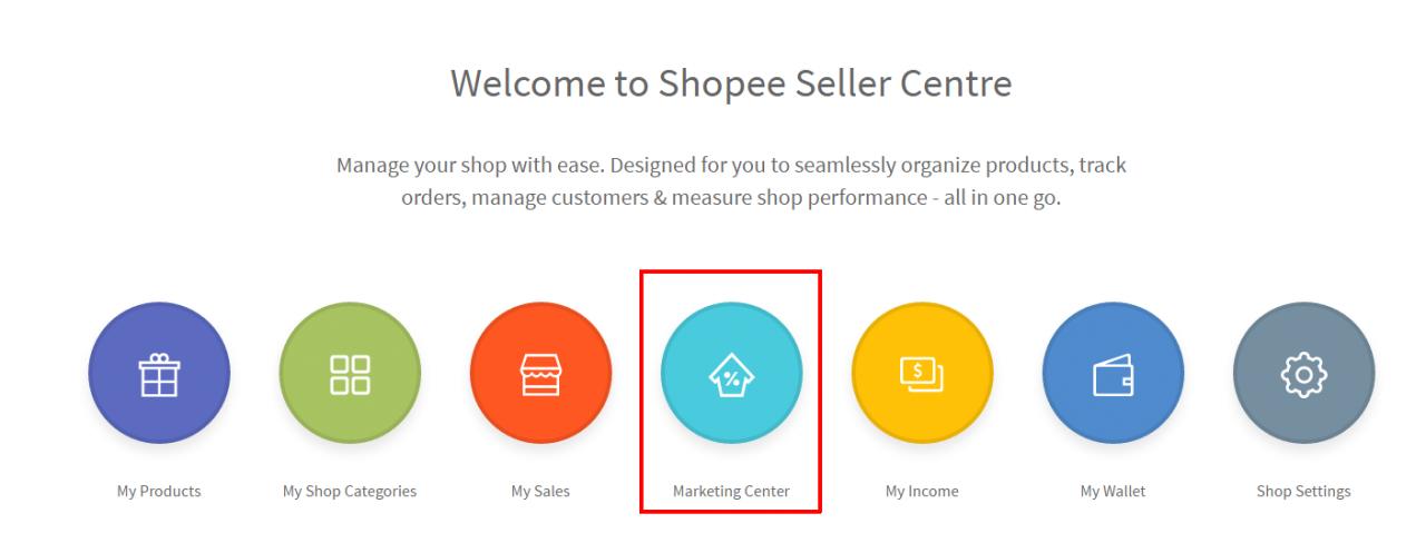 【Shopee官方基础教程】如何设置产品折扣